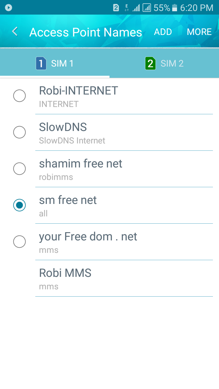 New Free Net