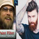 আপনার ছবিকে করুন আরো আকর্ষণীয় Oil Paint Effects ব্যাবহার করে (Photoshop Tutorial)
