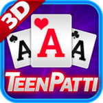 Junglee Teen Patti 3D 21.3 MB For Android Games