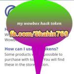 [Token Hack][With screnshot] wowbox হ্যাক করে আনলিমিটেড টোকেন নিন -By Shahin