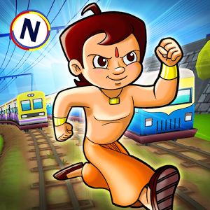 Chhota Bheem Rush 32.7 MB For Android Games