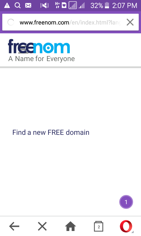 চলুন সহজেই FreeNom থেকে Domain নেওয়া শিখি