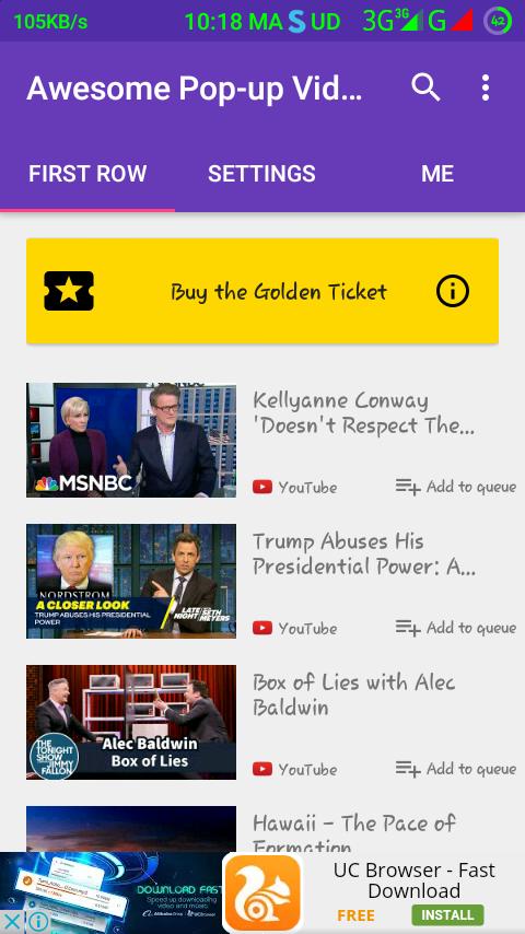 [HOT] আপনার Android ফোনে Youtube এ ভিডিও দেখার পাশাপাশি যে কোন কাজ করুন খুব সহজে। [With screenshot]
