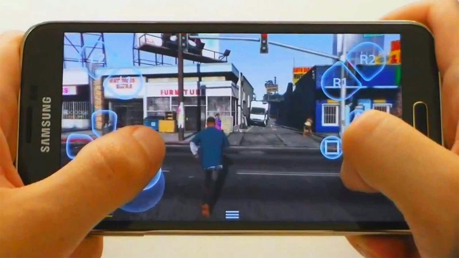 [GTA 5] আর নয় PC এখন আপনার ANDROID ফোনে খেলুন GTA 5 গেম৷