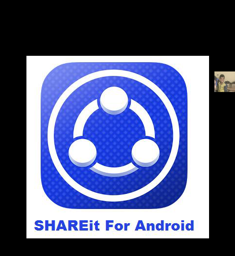 একজনের মুবাইলে shareit থাকলে অন্যজনের মুবাইলে shareit না থাকলেও sharit দিয়ে share  করুন।(দুইটাই android হতে হবে)