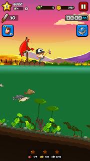 [Games]মাছ ধরুন আপনার  Android ফোনে।