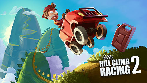 Download করে নিন নতুন গেমস Hill Climb Racing 2