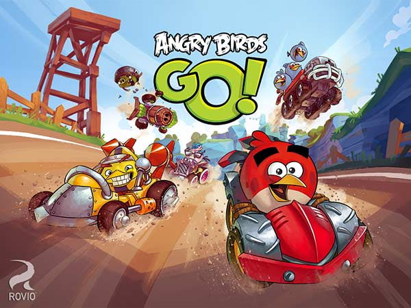 ডাওনলোড করে নিন বিখ্যাত গেম Android Angry Birds Go Apk + Apk MOD Full (Unlimited Coins) + Data v2.6.3 + playstore link