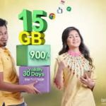 Teletalk 15GB Internet 900TK 30 Days