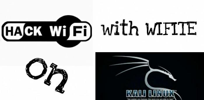 [Mega Post]WIFITE দিয়ে Wi-Fi (WEP & WPA) হ্যাক করুন। (Kali Linux)। PC          [bY Sajeeb]