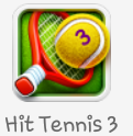 [Game Review]Hit Tennis 3 Heavy game