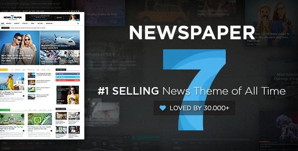 NEWSPAPER V7.8 – WORDPRESS NEWS THEME