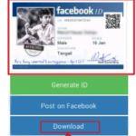 মাত্র ২মিনিটে বানিয়ে নিন আপনার fb id card,কোনো রকম ঝামেলা ছাড়াই!-By Maruf