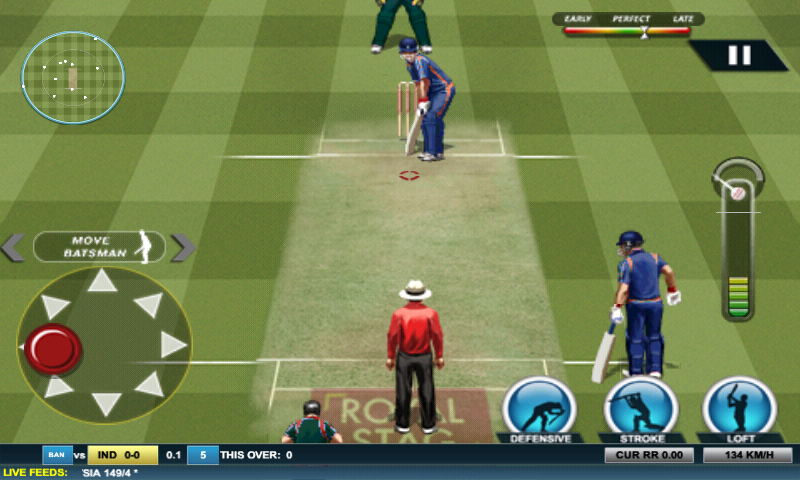 game]Real Cricket 16 apk data Modded + obb+Mega Mod2 by AZ