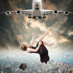 Flying Falling ফটো মেনিপুলেশন টিউটোরিয়াল | ছবিতে দিন আকাশ থেকে পড়ন্ত ইফেক্ট