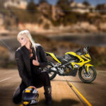 Biker Girl ফটো মেনিপুলেশন টিউটোরিয়াল (ফটোশপ)