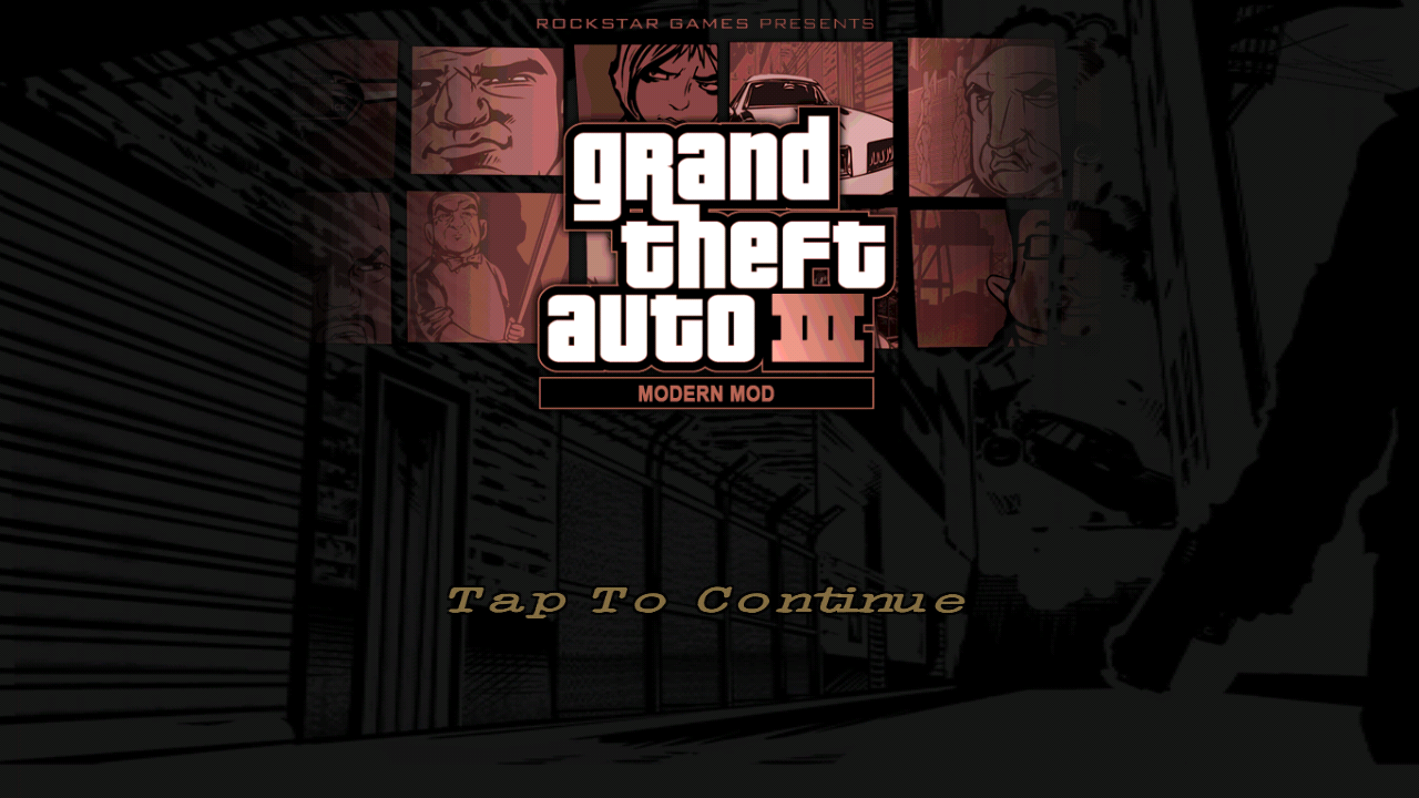 [Game] নিয়ে নি GTA III Modern   city Mod  Apk+Data Highly compressed [ONLY 177 MB]-by Az