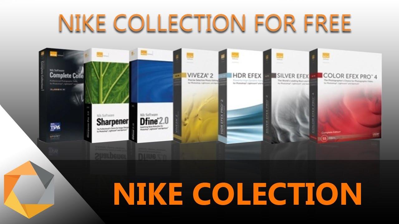 ডাউনলোড করেন নিন ফটোশপের একটি জন্যপ্রিয় প্লাগইন | Google Nike Collection – Color Efex Pro 4