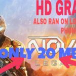 [Game]খেলুন Nova সিরিজের Nova legacy  game টি [only 24 Mb]-BY Az