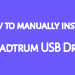 Spreadtrum USB Driver ইন্সটল দিবেন [ ভিডিও টিউটোরিয়াল ]