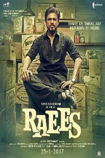[Movie Post] Bollywood King Shah Rukh Khan এর হিট Movie RAEES এর Blue Ray 720p Download Link[Don't Miss] By Arfan