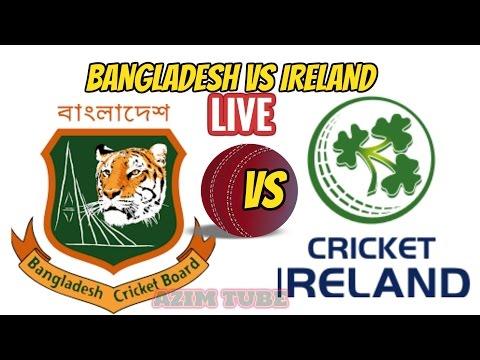Bangladesh VS Ireland 1st ODI Cricket Match (Live দেখুন)