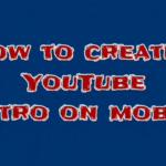 [Mega] যেভাবে মোবাইল দিয়ে YouTube Channel Intro তৈরি করবেন (৩৫+ স্ক্রিনশট + ভিডিও) – by Zunayed #81z0013