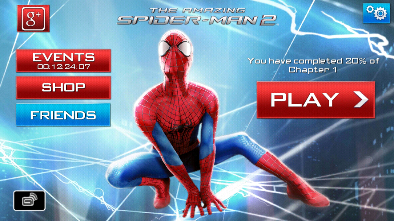 [requested]খেলুন  The amazing spider man 2 apk+data+offline+ compressed  [only 600Mb]-by az
