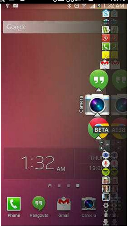 [NoRoot]মেনু  Icon Click করা ছাড়াই আপনার ফোনের যেকোন App Open   করুন।Full Costomize করুন  আপনি নিজেই।By SuperRox