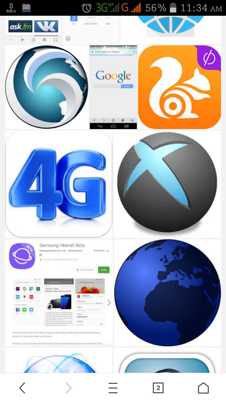 Android phone এর জন্য সেরা ৫ টি ইন্টারনেট ব্রাউজার।