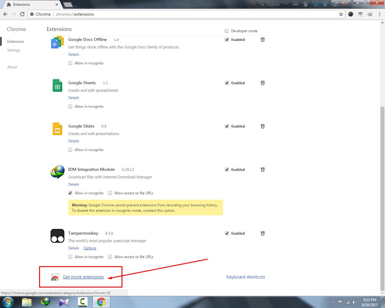 Google URL Shortener 37