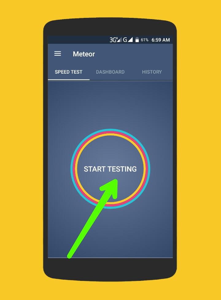 জেনে নিন আপনার ফোনের Download Upload Speed।খুব সহজে