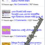 [Mega Post] এবার wapka তে অটোমেটিক Thumbnail সিস্টেম করুন একদম সহজে__100%.    [By RABBI]