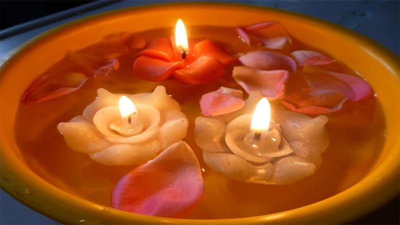 নিজের হাতের কারিশমা দেখানোর সময় এখন।নিজেই বানিয়ে নিন মোমবাতি স্টান্ড।