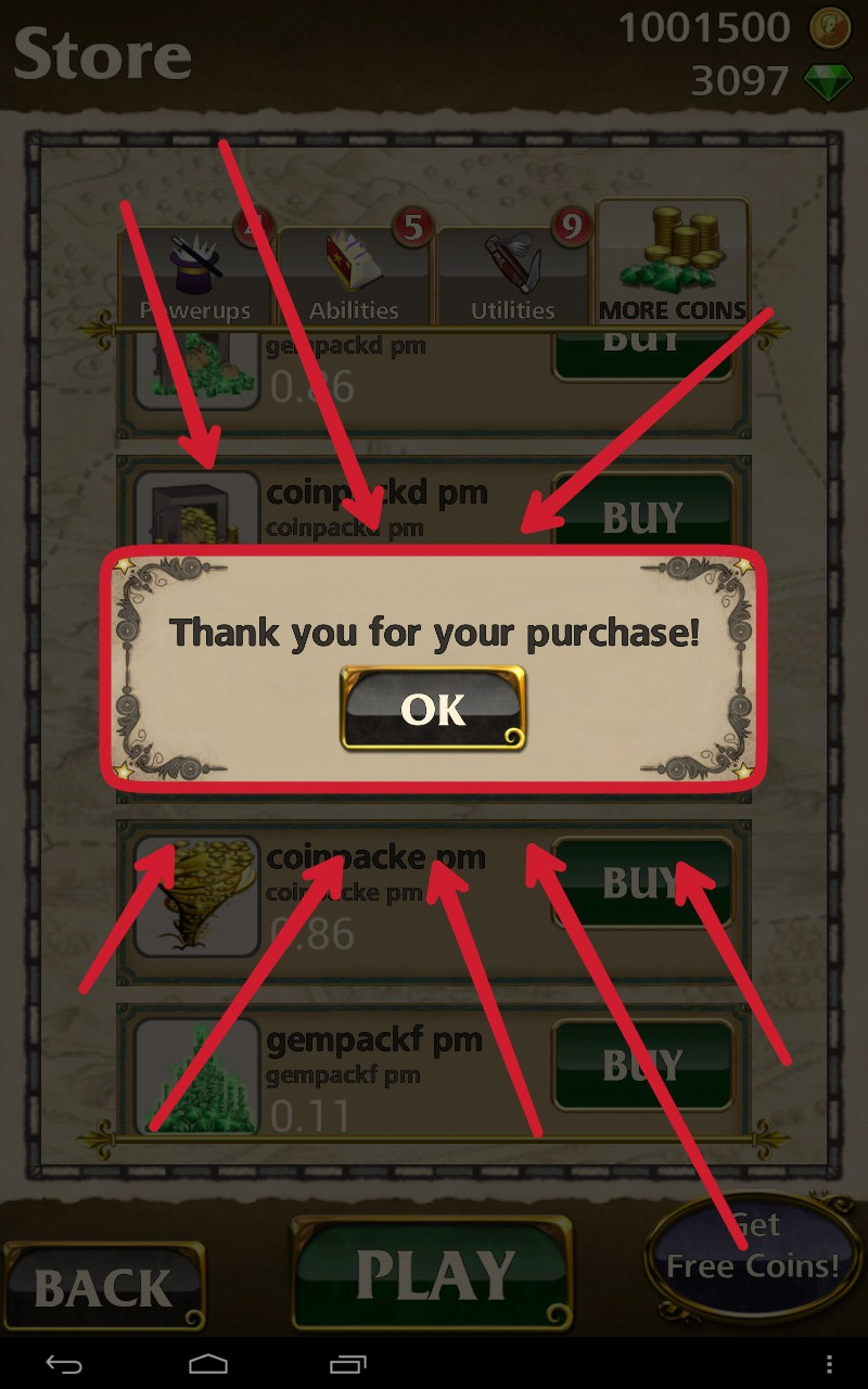Hack করে নিন Temple Run OZ আর মজা নিন Unlimited coin ও Gems এর[+screenshot]