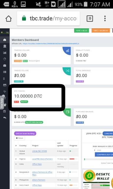 [Mega Offer]Account খুলেই 2.50$ পাবেন এবং এই  Post এTBC এর ব্যাপারে কিছু কথা বলা হয়েছে
