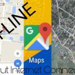 কিভাবে Google Map অফলাইন এ এক্সেস এবং ব্যাবহার  করবেন [Full Tutorial w ScreenShots]