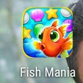 Fish maniya game  unlimited coin + unlimited gems download link  দেয়া হল