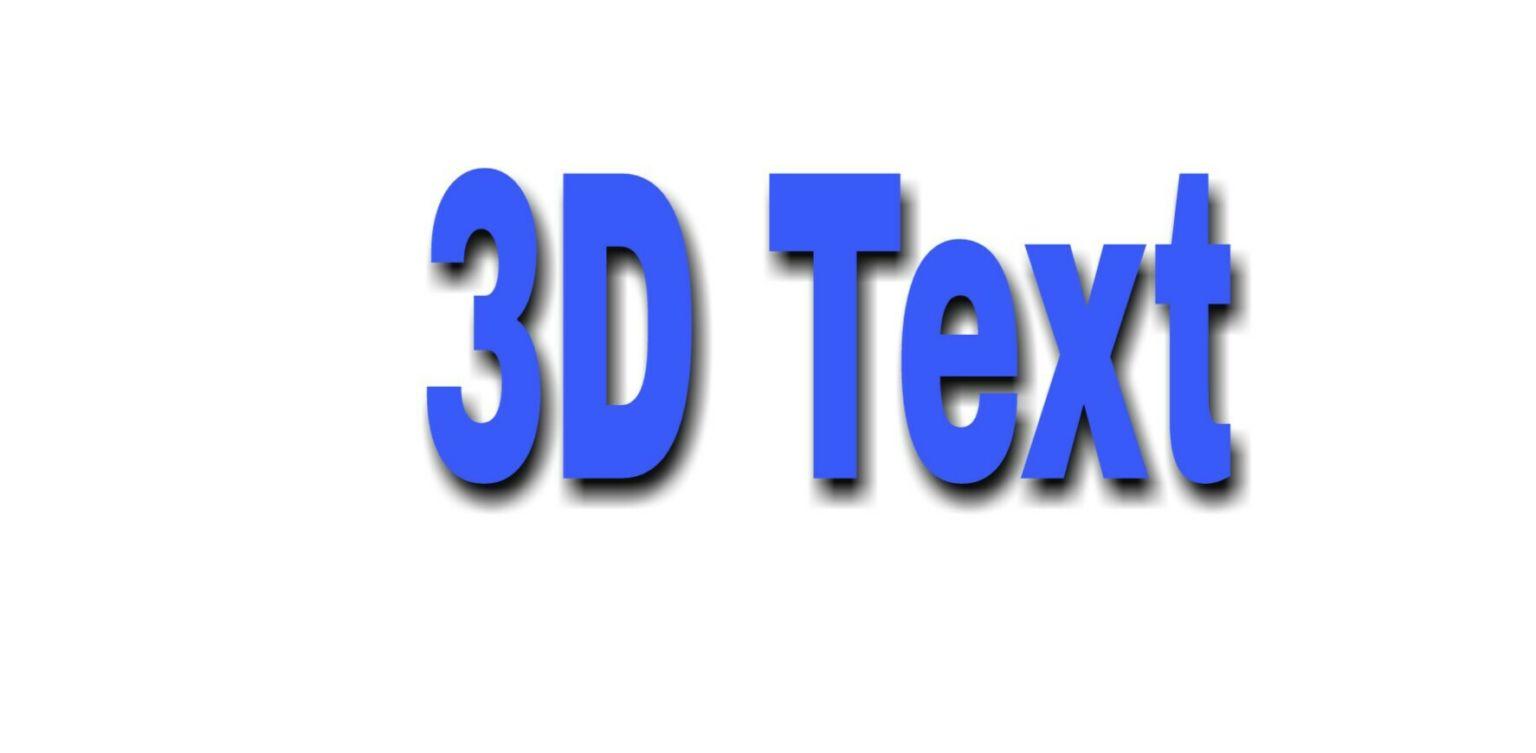 এক্ষুনি Picsart আপডেট Version  Download করে নিন।।এবং 3D text and logo ডিজাইন করুন।আরো অনেক ফিচার রয়েছে।।