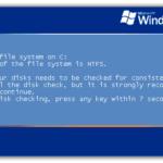 (Windows Tut)এখনি সমাধান করুন আপনার পিসি এর Checking File System এর সমস্যাটি  By Rs