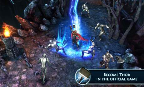 Thor: TDW – The Official Game v1.2.2a Apk + Data for android খেলুন আপনার মোবাইলে [only953mb]