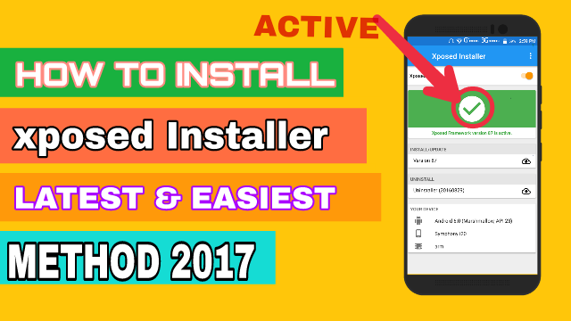 [Root]Xposed Framework ইন্সটল করুন আপনার  যেকোন Android  virsion [LATEST & EASIEST METHOD]no nedd recovery-by Az