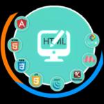 Html, css, javascript, bootstarp, jQuery সহ ওয়েবডিজাইনের প্রয়োজনীয় সকল কোডের অসাধারন একটি অ্যাপ