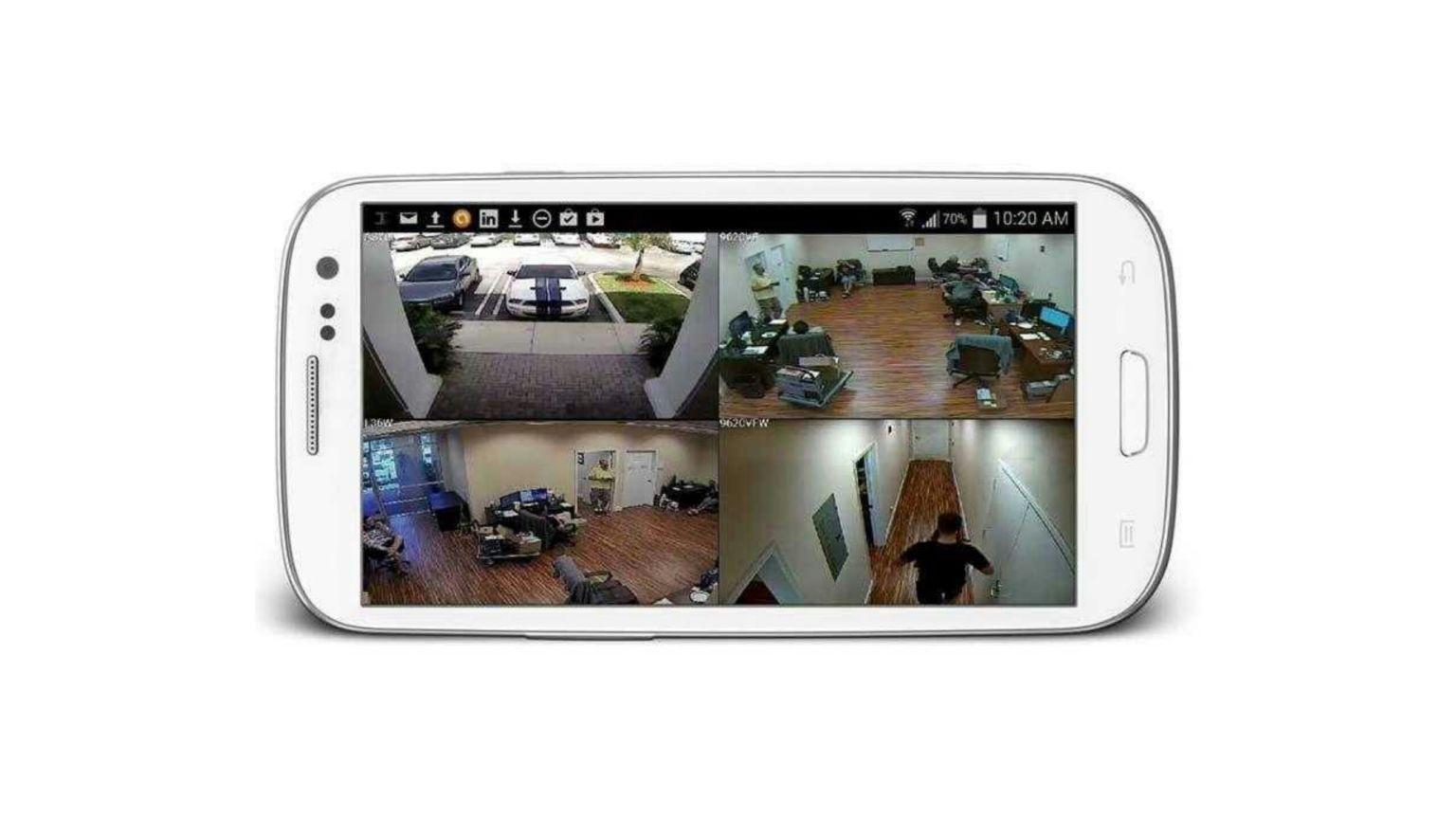 Mobile কে  CCTv cemera হিসেবে Use করুন তাউ internet ছাড়া – একদম ফ্রিতে (Use Hotspot) + HD screenShot