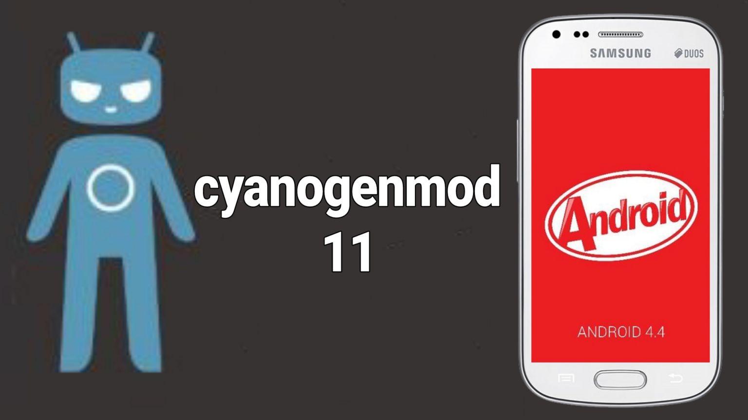 [CM11] Kitkat রম নিয়ে নিন আপনার Samsung Duos 2 & Trend Plus ফোনের জন্য by Rocky
