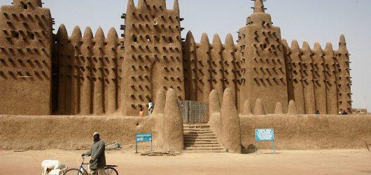 মাটির তৈরি পৃথিবীর সবচেয়ে বড় মসজিদ! সবাই দেখবেন (With~SceenShot)
