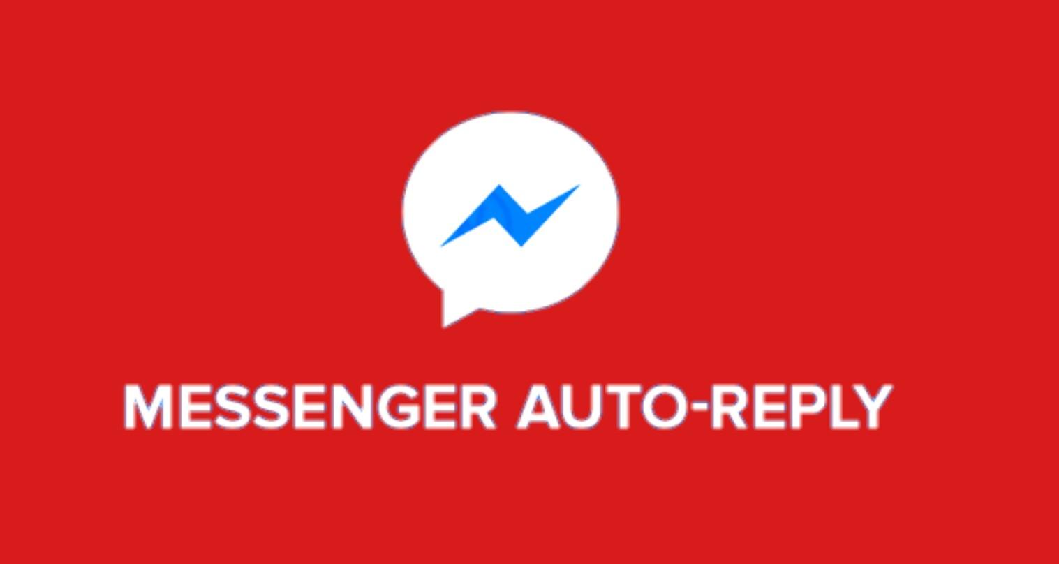 এখন আপনি Busy থাকলে ও  Facebook এ কেউ Messege দিলে Auto Reply চলে যাবে তার কাছে( FB messenger Auto reply ) + HD Screenshot