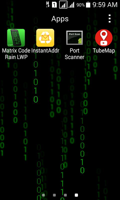 [Request Post]Matrix  Effect এখন আপনার Android মোবাইলে। না দেখলে আপনারই লস