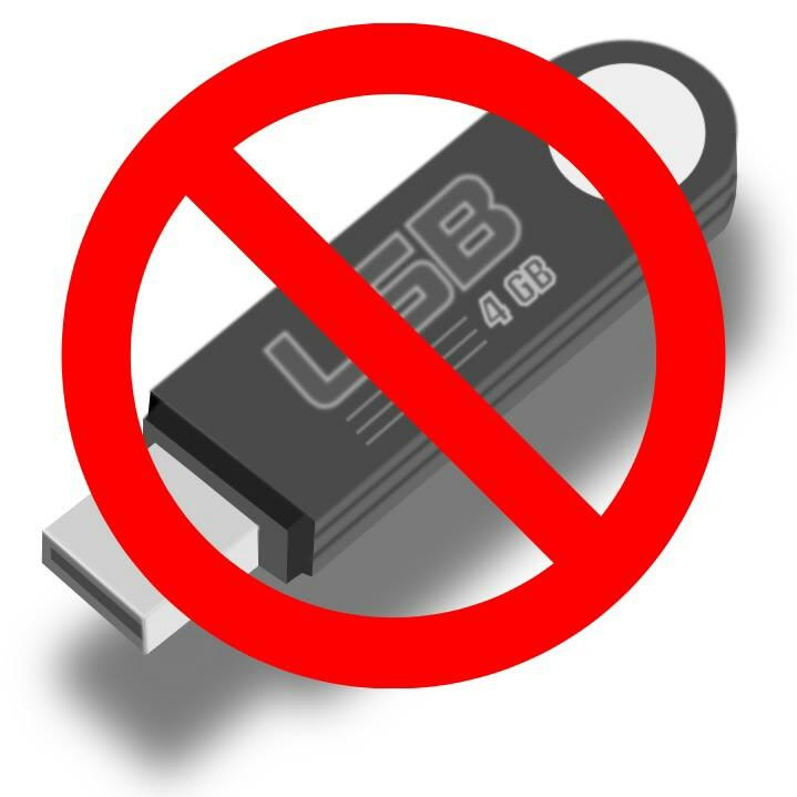 দেখে নিন কিভাবে আপনার PC এর  USB Disable  বা Enable করবেন [With SS]