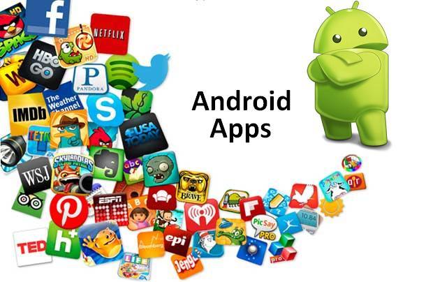 আজ আপনাদের জন্য নিয়ে এলাম Android Apps Review